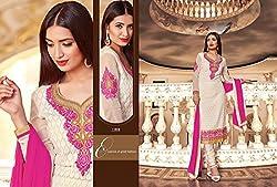 Shahlon Amazing Designer Salwar Kameez Dress Material