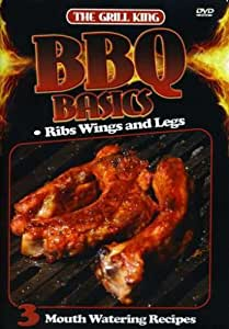 Bbq Series-Bbq Basics-Ribs Wings & Legs