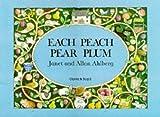 Each Peach Pear Plum (0050044060) by Ahlberg, Allan
