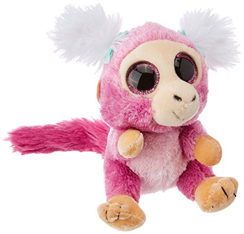 Wild Republic L'Il Sweet & Sassy Marmoset Monkey Pomegranate Plush - 1