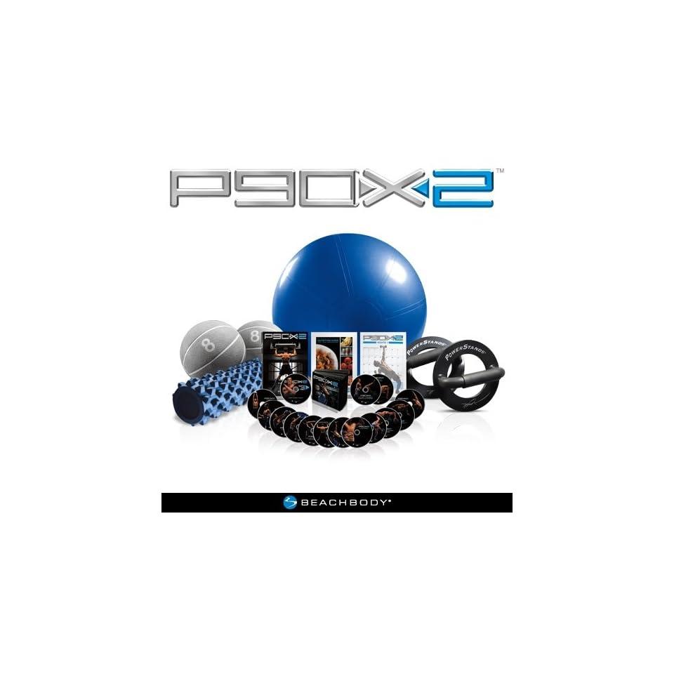 P90X2 DVD Series Ultimate Kit