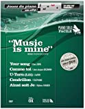echange, troc Collectif - Music Is Mine Methode de Piano - Piano Solo Facile + DVD