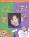 echange, troc Marlène Jobert - Deux contes classiques racontés par Marlène Jobert : Le petit poucet ; La belle au bois dormant (1Cassette audio)
