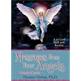 Messages from Your Angels: Oracle Cards (Deck)by Doreen Virtue PhD