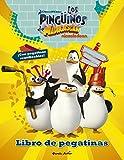 Los Pingüinos De Madagascar. Libro De Pegatinas
