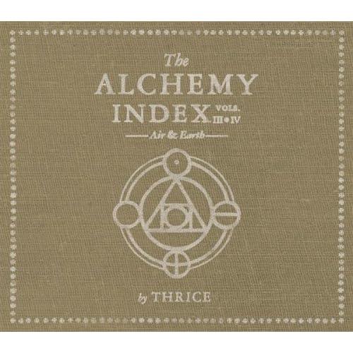 Thrice Alchemy Index Lyrics Thrice The Alchemy Index