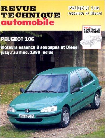 livres moyens de transport revue technique automobile peugeot 106 essence et diesel livre gratuit. Black Bedroom Furniture Sets. Home Design Ideas