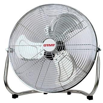 Otmt dtf18 18 floor fan industrial hvac blowers amazon for 18 industrial floor fan