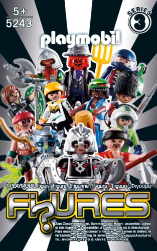 PLAYMOBIL 5243 - Figures Boys (Serie 3)