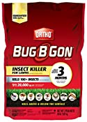 Amazon.com : Ortho 0167335 Bug B Gon Insect Killer For Lawns, 20-Pound (Kills 100+ Insects for 3 Months Including Ants, Chinch Bugs, Fleas, and Ticks) : Pest Controlling Insects : Patio, Lawn & Garden