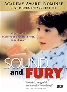 Cover of &quot;Sound and Fury&quot;