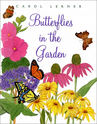 Butterflies in the Garden, Carol Lerner