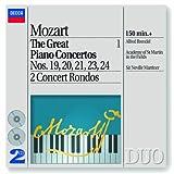 echange, troc  - Mozart : Les Grands concertos pour piano, Vol. 1 / Concertos nos 19, 20, 21, 23, 24 (Coffret 2 CD)