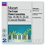 Mozart: Great Piano Concertos Vol. 1,...