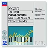 Mozart: The Great Piano Concertos 19-24, 2 Concert Rondosby Alfred Brendel