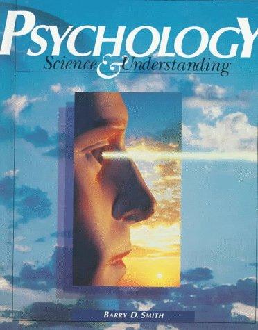 Psychology: Science & Understanding