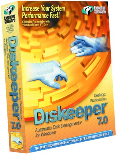 Diskeeper 7.0 Small Biz Edition