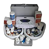 Two-Person Ionic Detox Foot Bath System with Infrared Therapy, Consultation Services and Nutritional Supplements