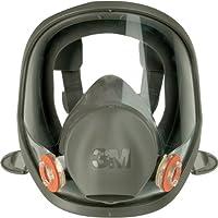 Atemschutzmaske 3M Silikon-Vollmaske, nach EN 136 ,kratzfest, Klasse 1 Maske