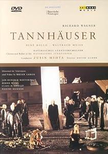 Wagner: Tannhauser [DVD] [2000]
