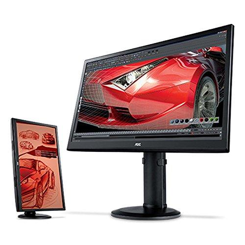 """Aoc U2868Pqu 28"""" Uhd 4K 3840X2160 Led Monitor"""