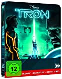 Image de BluRay Disney's - Tron Legacy (3D Vers.) - Limited [Blu-ray] [Import allemand]