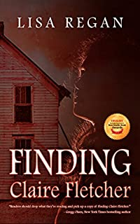 Finding Claire Fletcher by Lisa Regan ebook deal