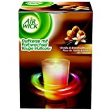 Air Wick Colour Changing Candle - White Vanilla Bean