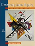 Elementary Linear Algebra with Applications. Third Edition