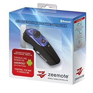 Zeemote JS1 Mobile Gaming Controller