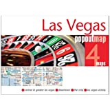 Las Vegas Popout Map Trade Show Giveaway
