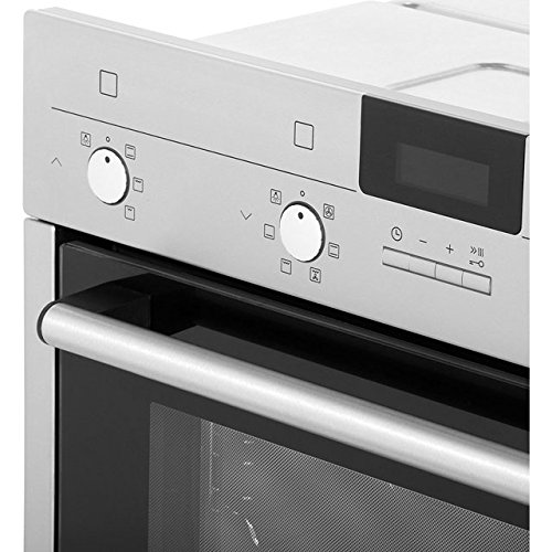 Siemens IQ-100 HB43MB520B Built In Double Oven - Stainless Steel. It Will Perfeclty Look Great Built Into Your Kitchen