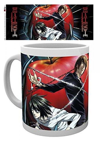 Death Note - Duo Tazza Da Caffè Mug (9 x 8cm)