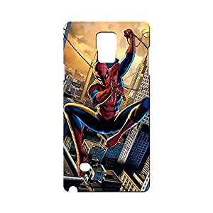 BLUEDIO Designer Printed Back case cover for Samsung Galaxy Note 4 - G3208