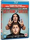 Get Him to the Greek - Extended Party Edition [Blu-ray] [Region Free]