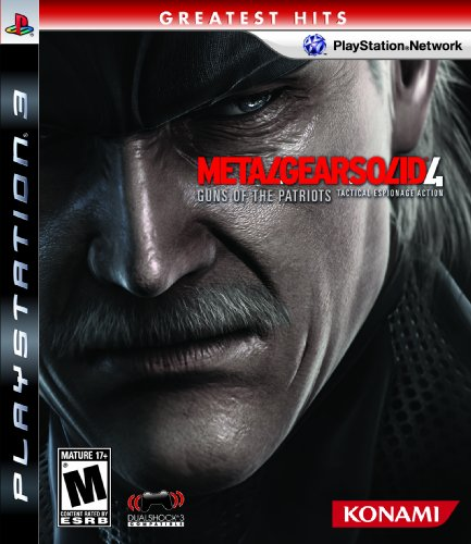 Metal Gear Solid 4: Guns of the Patriots (Metal Gear Solid 4 Pc compare prices)