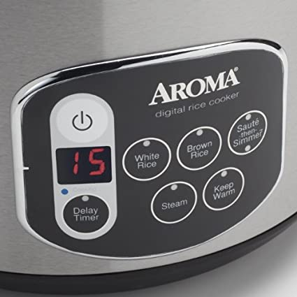 Aroma-ARC-1010SB-Digital-Rice-Cooker-and-Food-Steamer