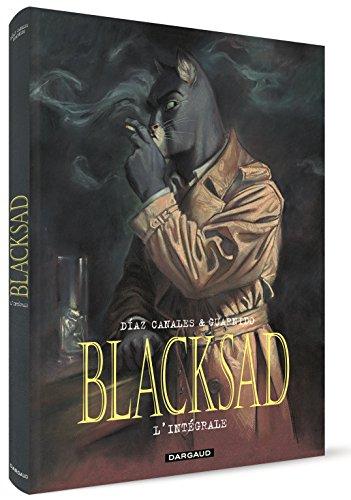 Blacksad - Intégrale : T1 à T 5