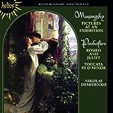 Mussorgsky: Pictures at an Exhibition / Prokofiev: Romeo and Juliet Nikolai Demidenko
