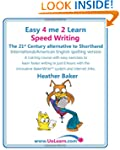 Speed Writing, the 21st Century Alter...