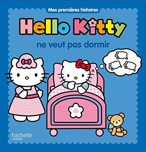 hello kitty ne veut pas dormir jeremy mariez hachette jeunesse 20 pages broche ebay. Black Bedroom Furniture Sets. Home Design Ideas