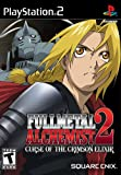 Fullmetal Alchemist 2: Curse of the Crimson Elixir - PlayStation 2