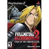 Fullmetal Alchemist 2: Curse of the Crimson Elixir - PlayStation 2by Square Enix