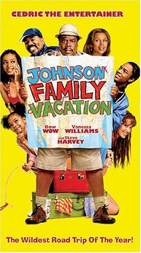Johnson Family Vacation [VHS]