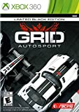 Cheapest Grid Autosport Limited Black Edition on Xbox 360