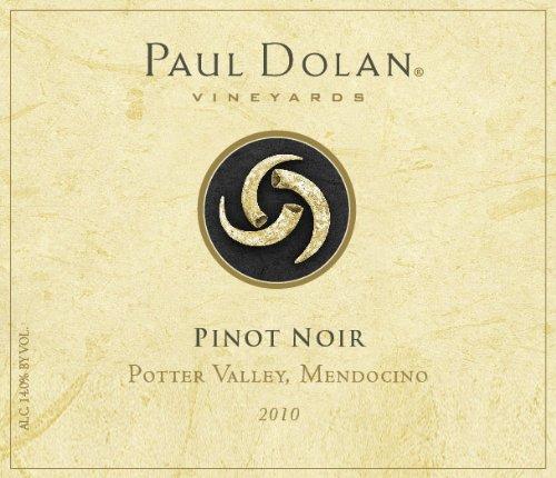 2013 Paul Dolan Vineyards Pinot Noir Mendocino County Potter Valley 750 Ml