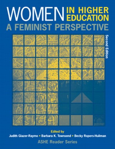 Women In Higher Education: A Feminist Perspective (2nd...