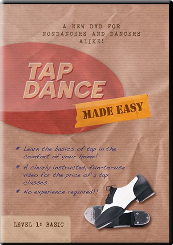 Tap Dance Made Easy - Level 1 - Basic (Tap Dance Instructional Dvd compare prices)