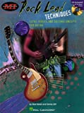 Rock Lead Techniques: Techniques, Scales And Fundamentals For Guitar [With *] (Musicians Institute)