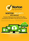 Norton Security with Backup [Online Code]